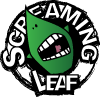 Screaming Leaf Logo